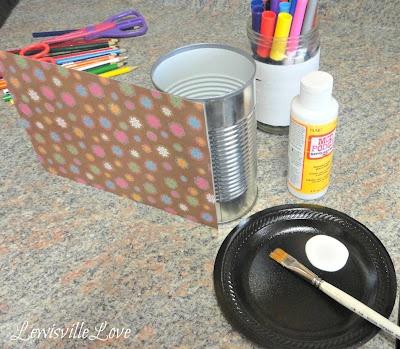 для хранения ручек и карандашей