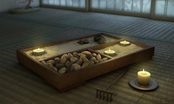 Идеи использования натурального камня