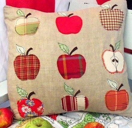Подушки для детей. Аппликации для подушек